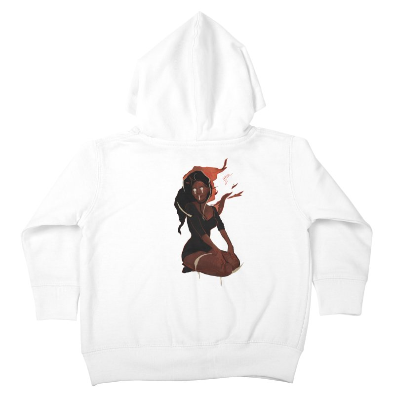 Your First Demon Sister Kids Toddler Zip-Up Hoody by Dom's Shop