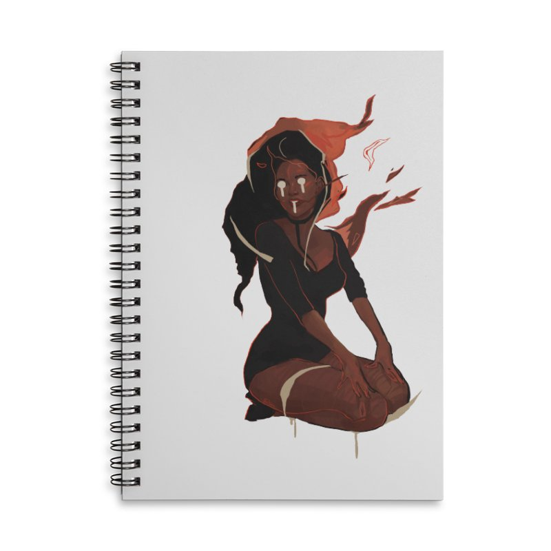 Your First Demon Sister Accessories Notebook by Dom's Shop