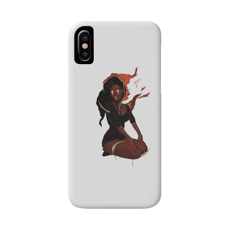 Your First Demon Sister Accessories Phone Case by Dom's Shop