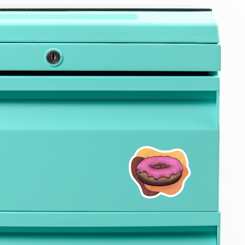 Donut Accessories Magnet by DTM Creative