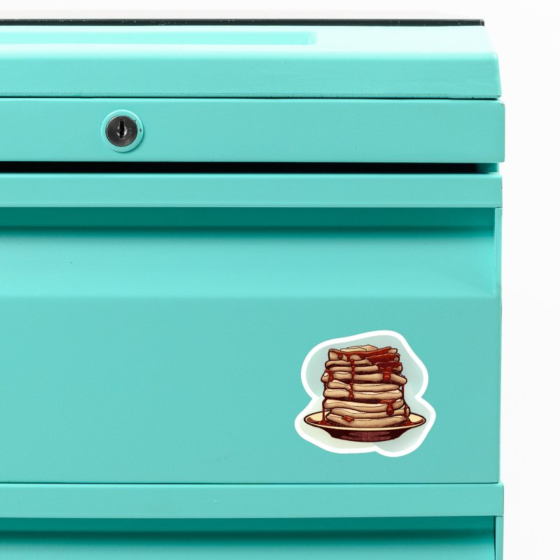Short Stack Accessories Magnet by DTM Creative