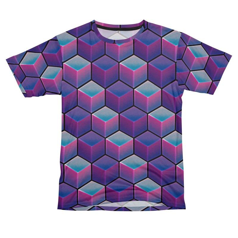 Q U A D R A N T A L Men's T-Shirt Cut & Sew by DTM Creative