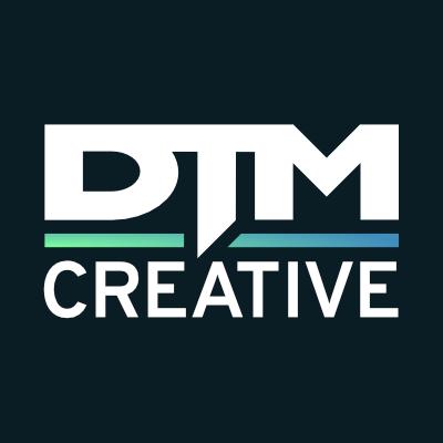 DTM Creative Logo