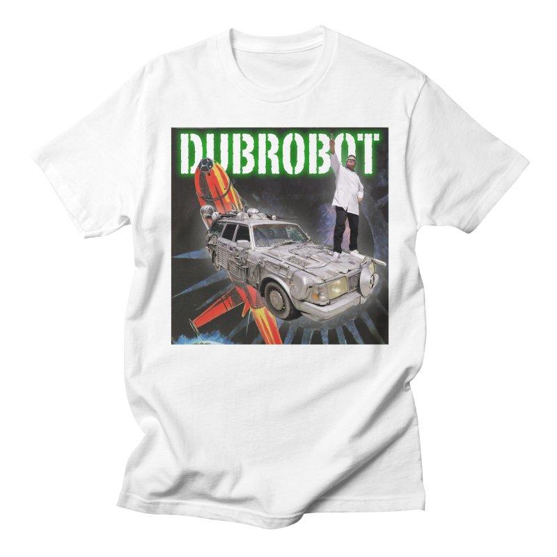 Epic Lander Men's T-Shirt by DUBROBOT - The Time Transportation Authority