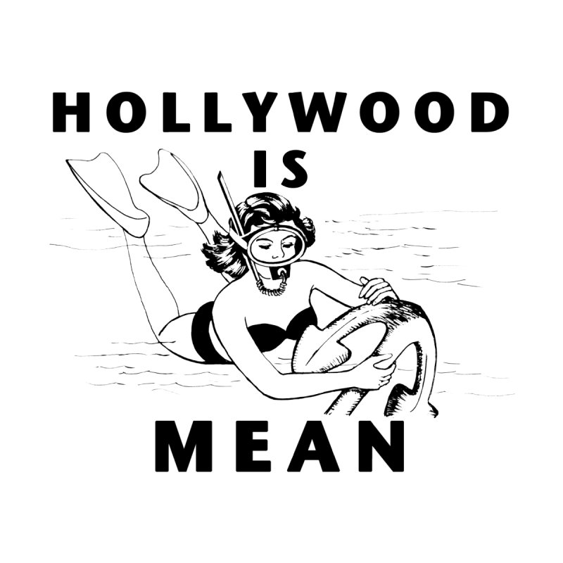 HOLLYWOOD IS MEAN - Scuba Stacey Kids Baby Bodysuit by DUBROBOT - The Time Transportation Authority