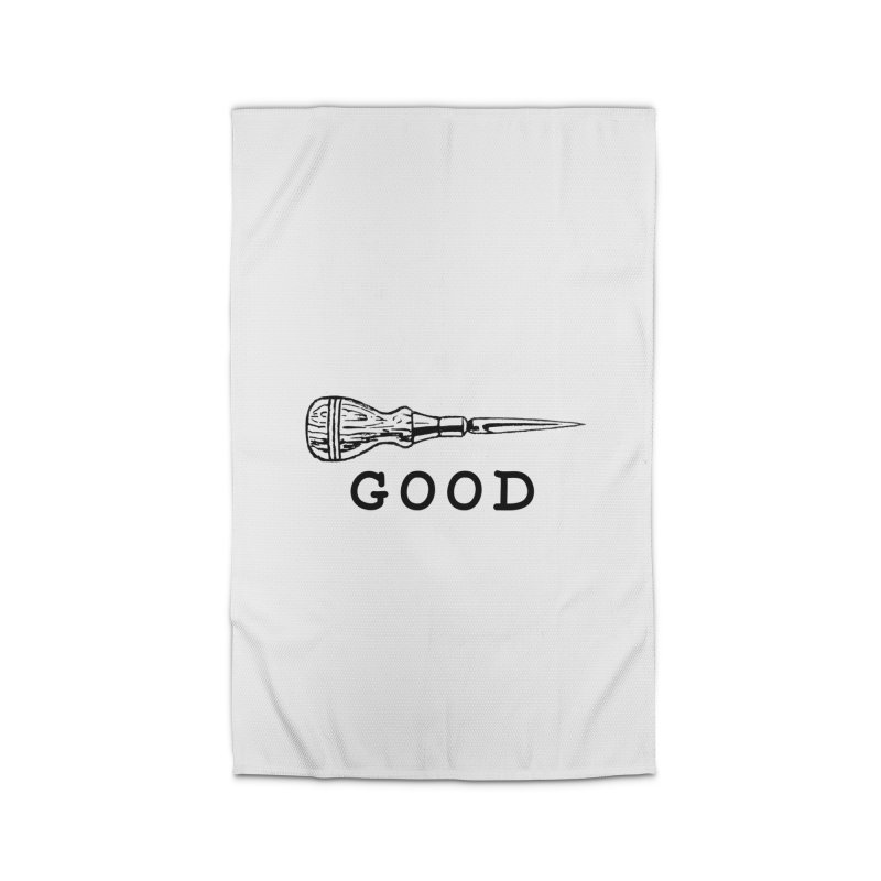 AWL GOOD Home Rug by DUBROBOT - The Time Transportation Authority