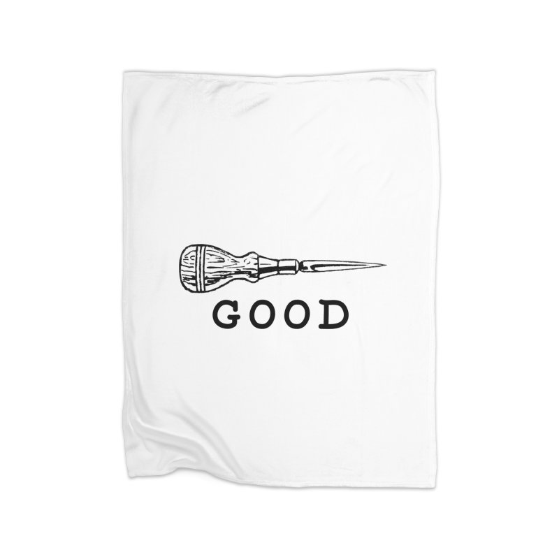 AWL GOOD Home Blanket by DUBROBOT - The Time Transportation Authority