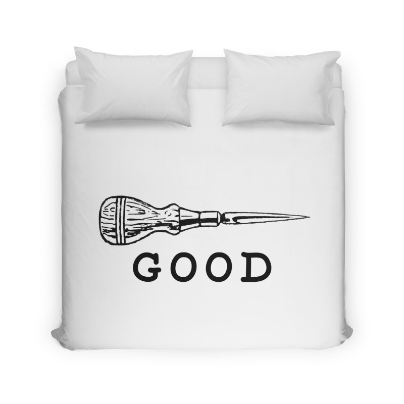 AWL GOOD Home Duvet by DUBROBOT - The Time Transportation Authority
