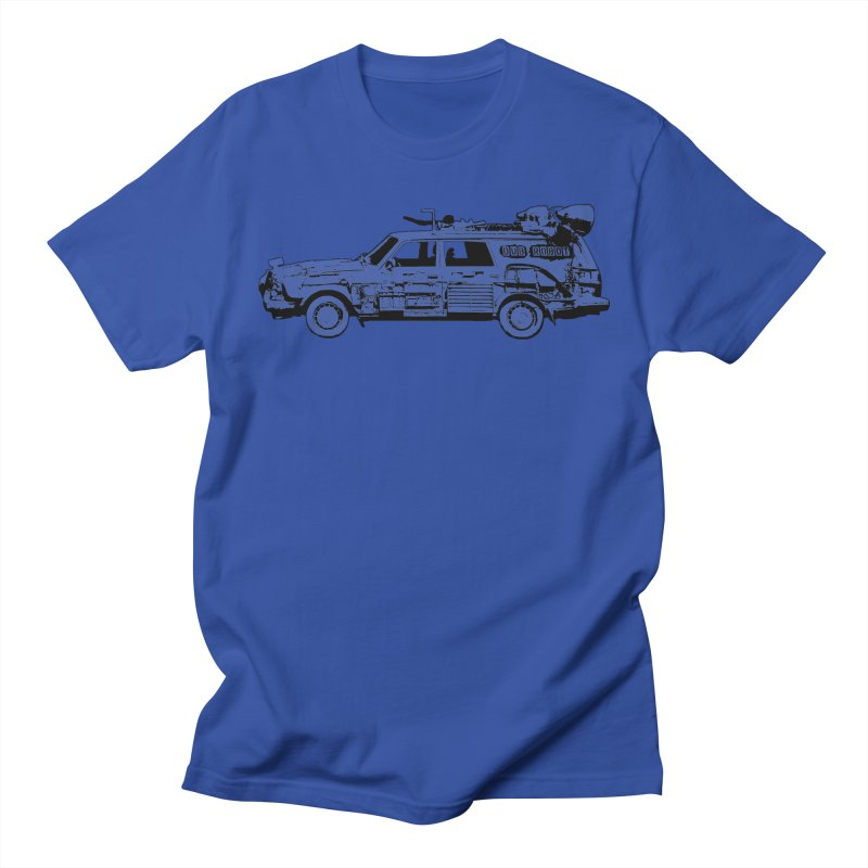 The Lander Men's T-Shirt by DUBROBOT - The Time Transportation Authority