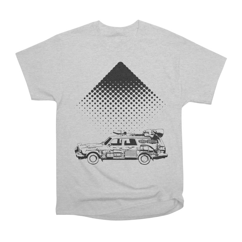Men's None by DUBROBOT - The Time Transportation Authority