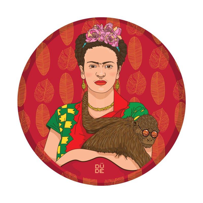 Frida Women's T-Shirt by dudeoriginals's Artist Shop