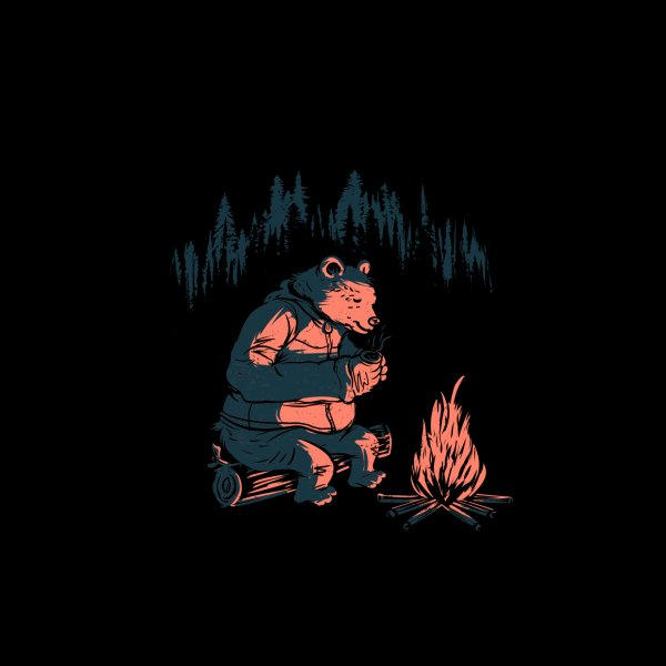 image for Campfire Bear