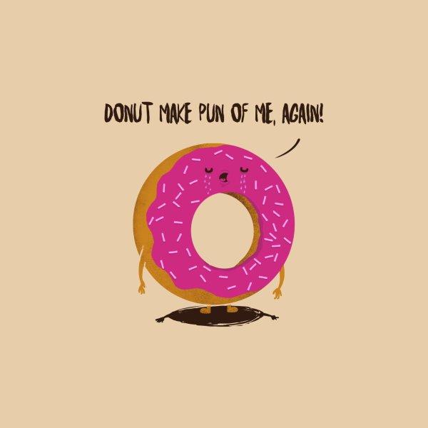 image for Donut Make Pun of Me Again