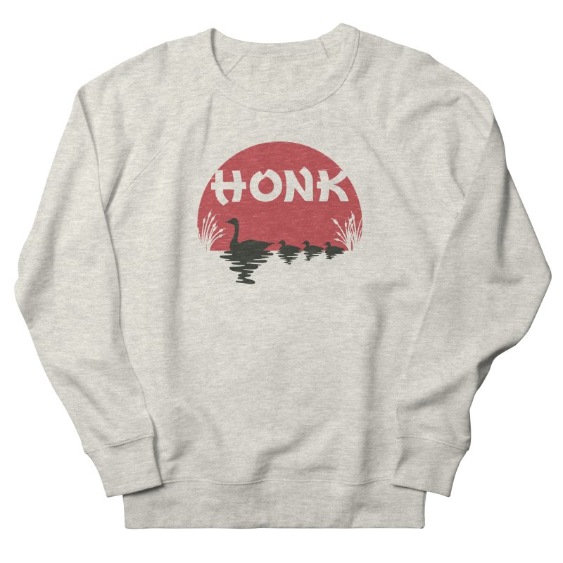 Honk Women's Sweatshirt by dudesign's Artist Shop