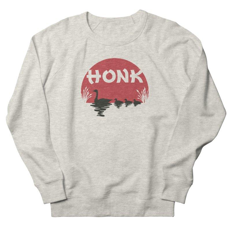 Honk Men's Sweatshirt by dudesign's Artist Shop