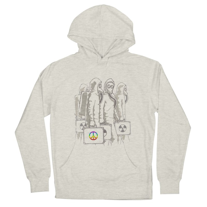 Radioactivist Women's Pullover Hoody by dudesign's Artist Shop