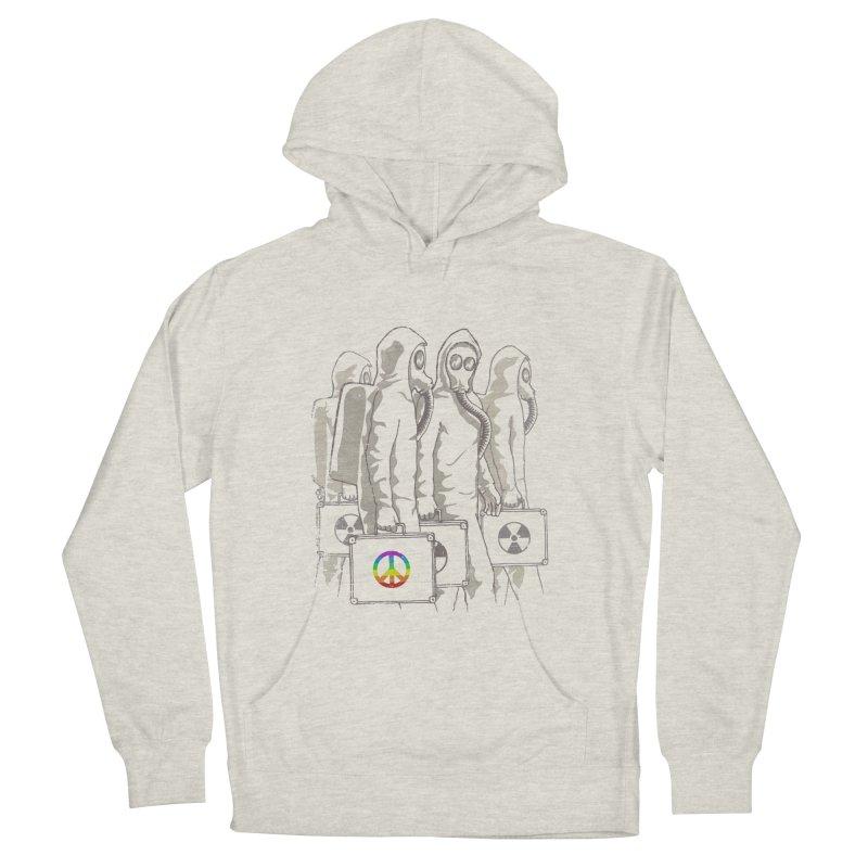 Radioactivist Men's Pullover Hoody by dudesign's Artist Shop