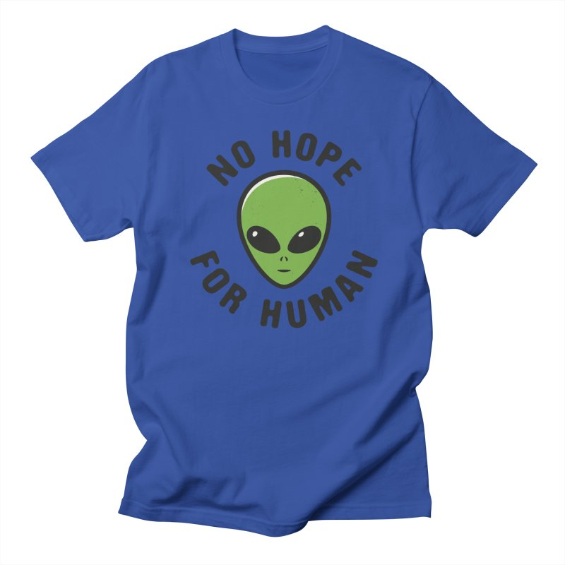 No hope Men's T-Shirt by dudesign's Artist Shop