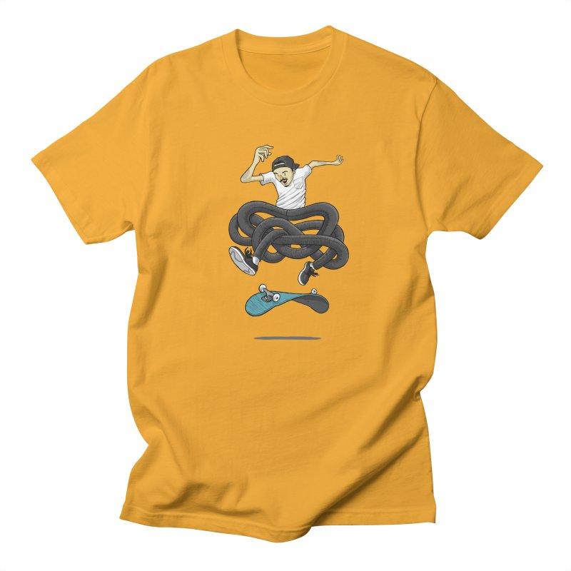Gnarly Skater Women's Regular Unisex T-Shirt by dukenny's Artist Shop