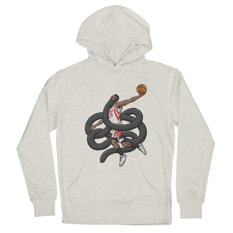 Gnarly Beard Men's Pullover Hoody by dukenny's Artist Shop
