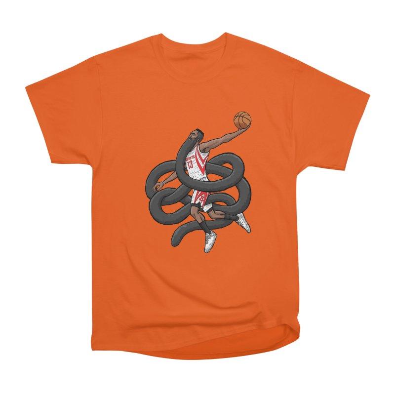 Gnarly Beard Women's T-Shirt by dukenny's Artist Shop