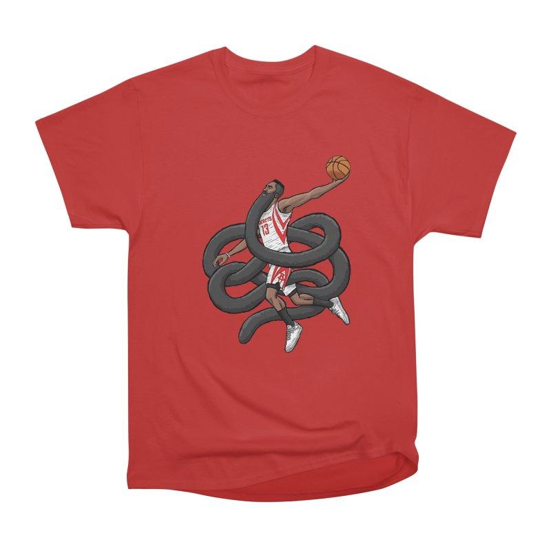 Gnarly Beard Men's Heavyweight T-Shirt by dukenny's Artist Shop