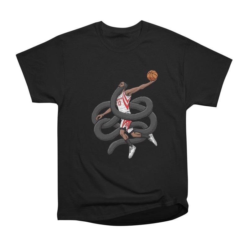 Gnarly Beard Women's Heavyweight Unisex T-Shirt by dukenny's Artist Shop