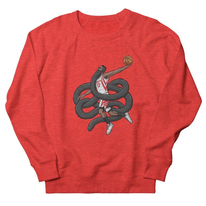Gnarly Beard Women's Sweatshirt by dukenny's Artist Shop