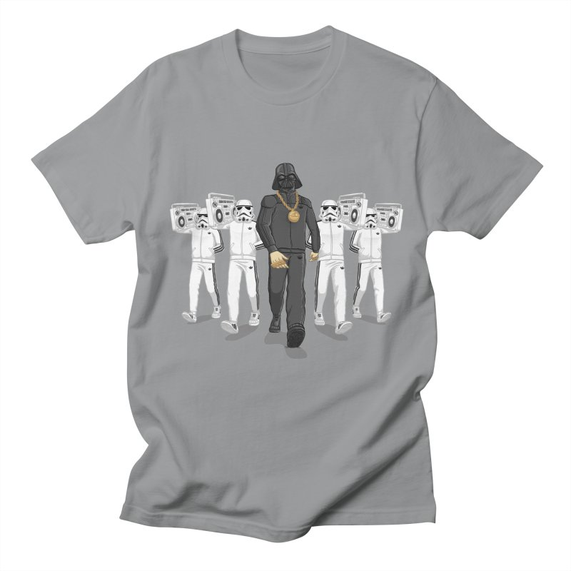 Straight Outta The Dark Side Women's Regular Unisex T-Shirt by dukenny's Artist Shop