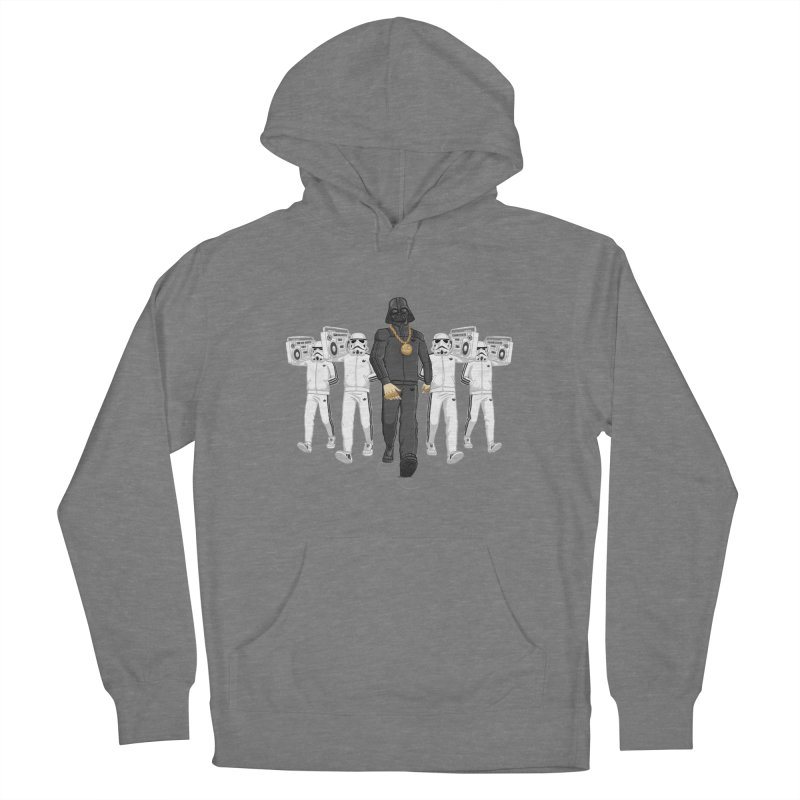 Straight Outta The Dark Side Women's French Terry Pullover Hoody by dukenny's Artist Shop