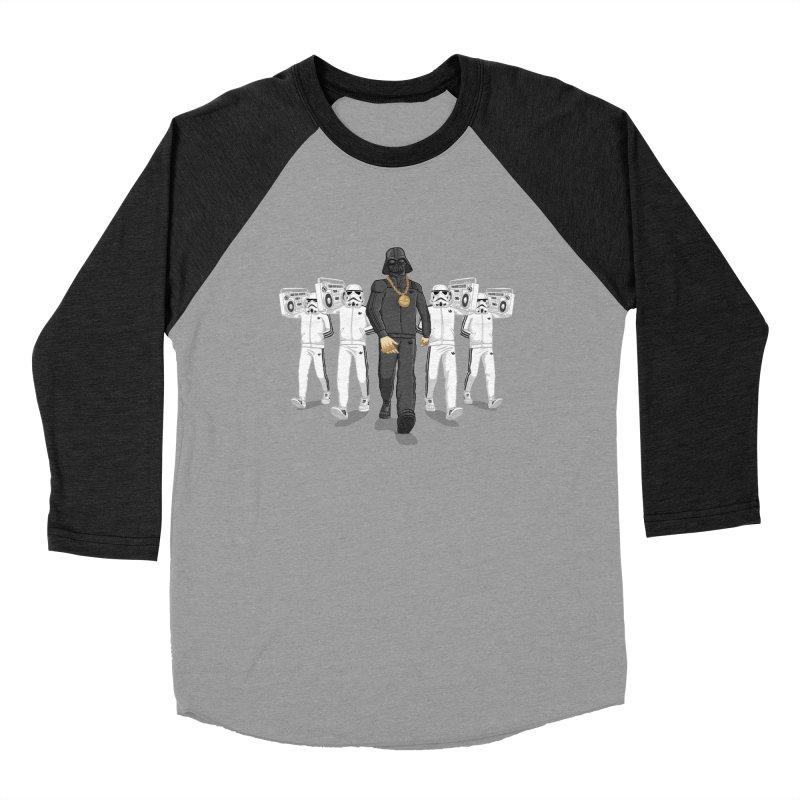 Straight Outta The Dark Side Men's Baseball Triblend Longsleeve T-Shirt by dukenny's Artist Shop