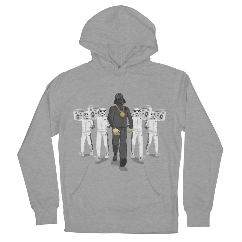 Straight Outta The Dark Side Men's French Terry Pullover Hoody by dukenny's Artist Shop