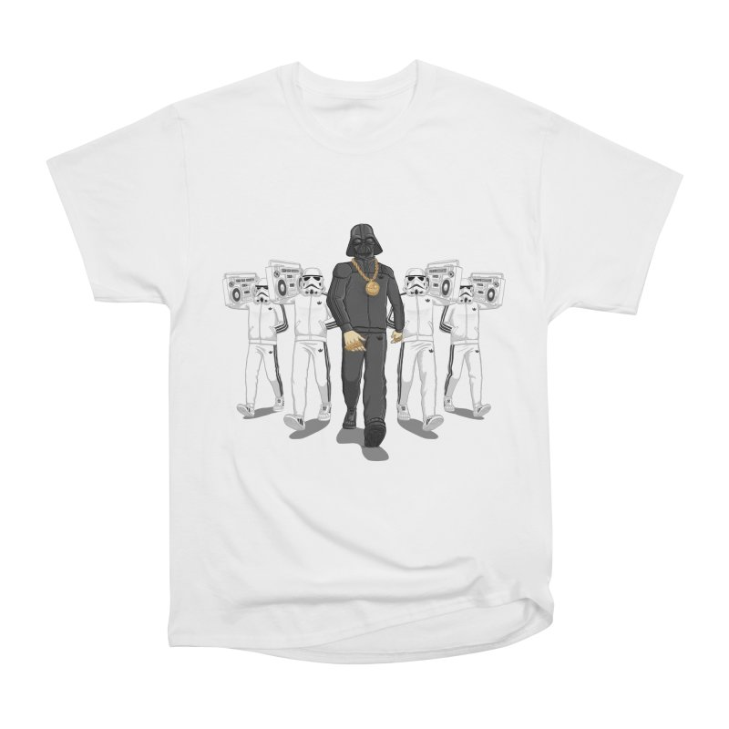 Straight Outta The Dark Side Men's Heavyweight T-Shirt by dukenny's Artist Shop