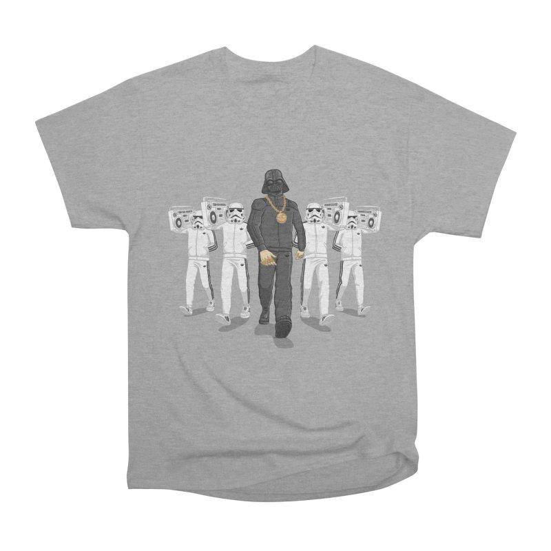 Straight Outta The Dark Side Women's Heavyweight Unisex T-Shirt by dukenny's Artist Shop