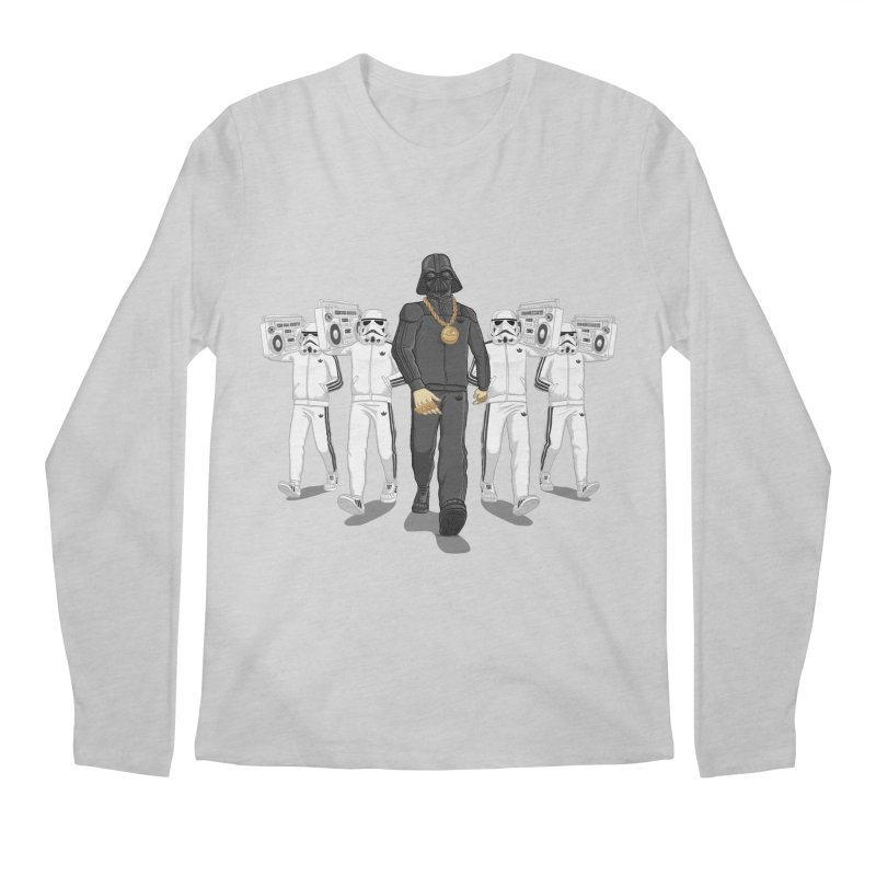 Straight Outta The Dark Side Men's Longsleeve T-Shirt by dukenny's Artist Shop