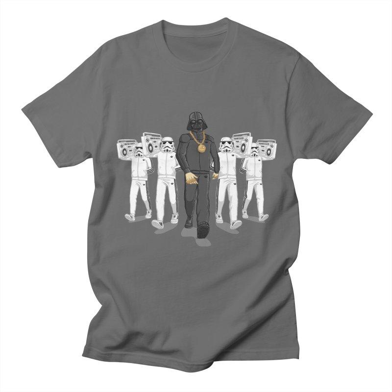 Straight Outta The Dark Side Men's Regular T-Shirt by dukenny's Artist Shop
