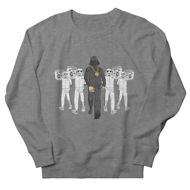Straight Outta The Dark Side Men's French Terry Sweatshirt by dukenny's Artist Shop