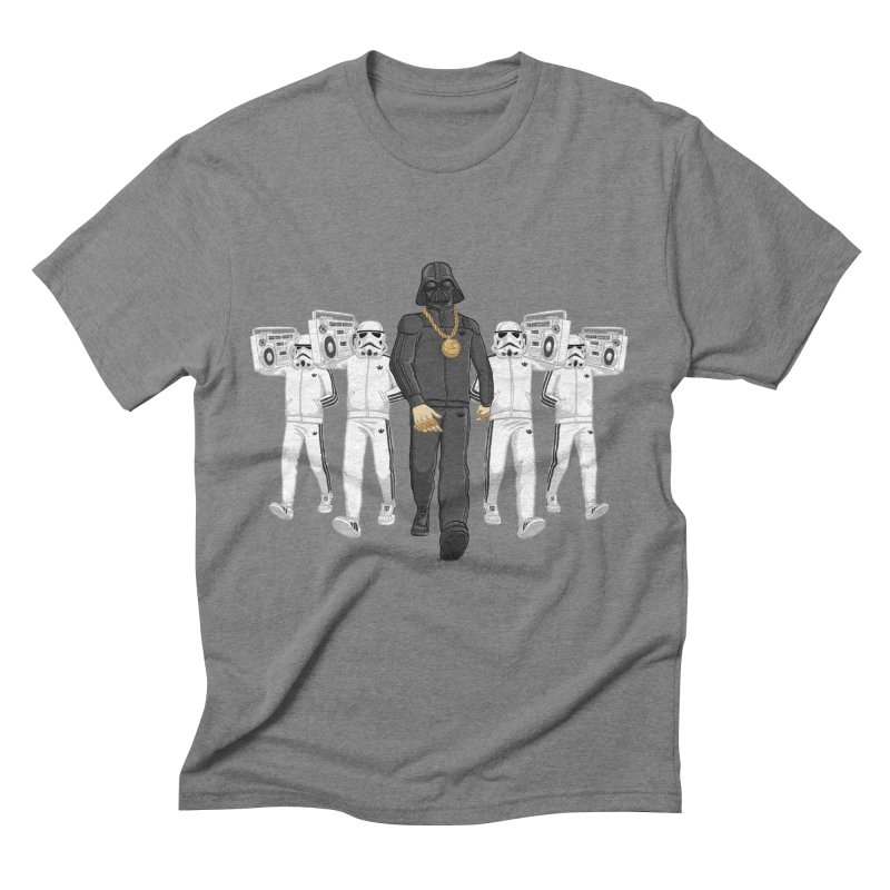Straight Outta The Dark Side Men's Triblend T-Shirt by dukenny's Artist Shop