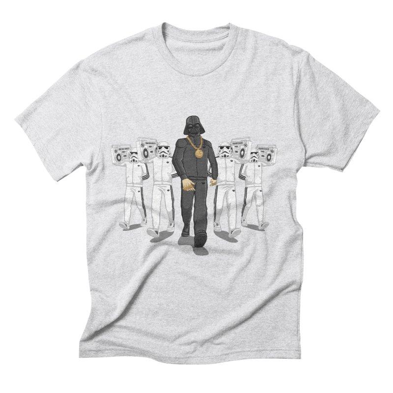 Straight Outta The Dark Side Men's Triblend T-Shirt by dukenny's Artist Shop