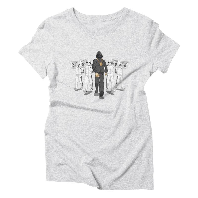 Straight Outta The Dark Side Women's T-Shirt by dukenny's Artist Shop