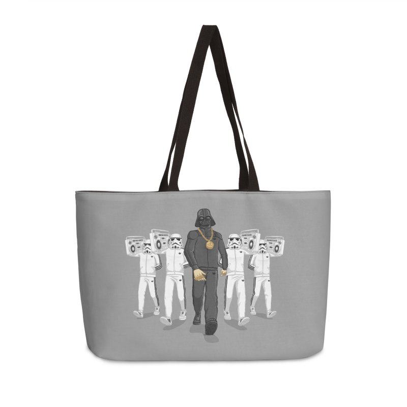 Straight Outta The Dark Side Accessories Weekender Bag Bag by dukenny's Artist Shop