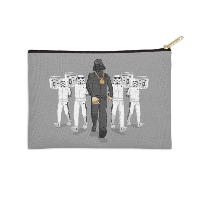 Straight Outta The Dark Side Accessories Zip Pouch by dukenny's Artist Shop
