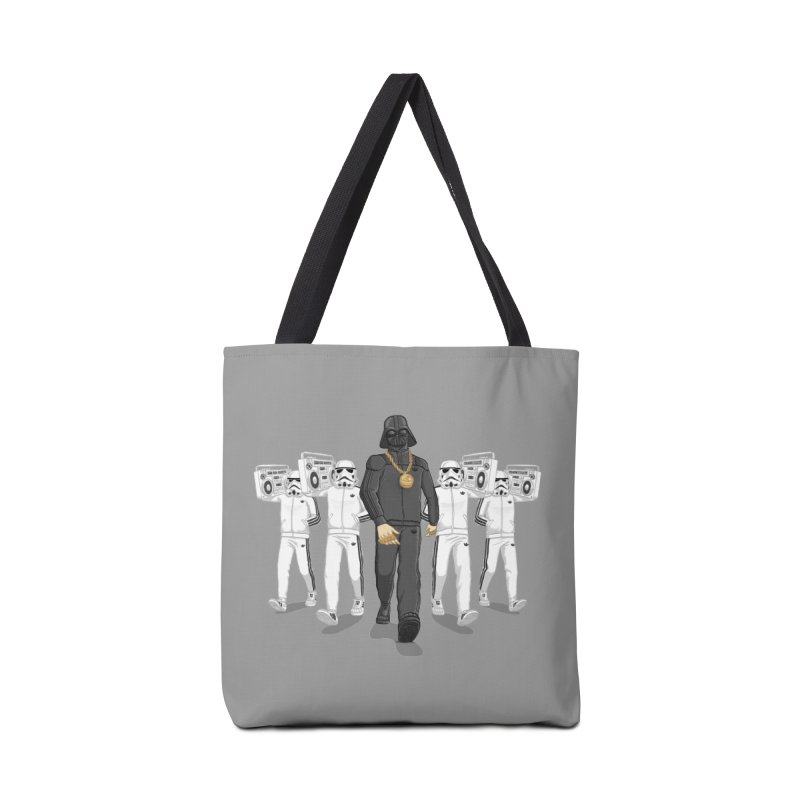 Straight Outta The Dark Side Accessories Bag by dukenny's Artist Shop
