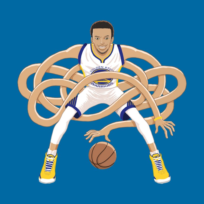 Gnarly Curry None  by dukenny's Artist Shop
