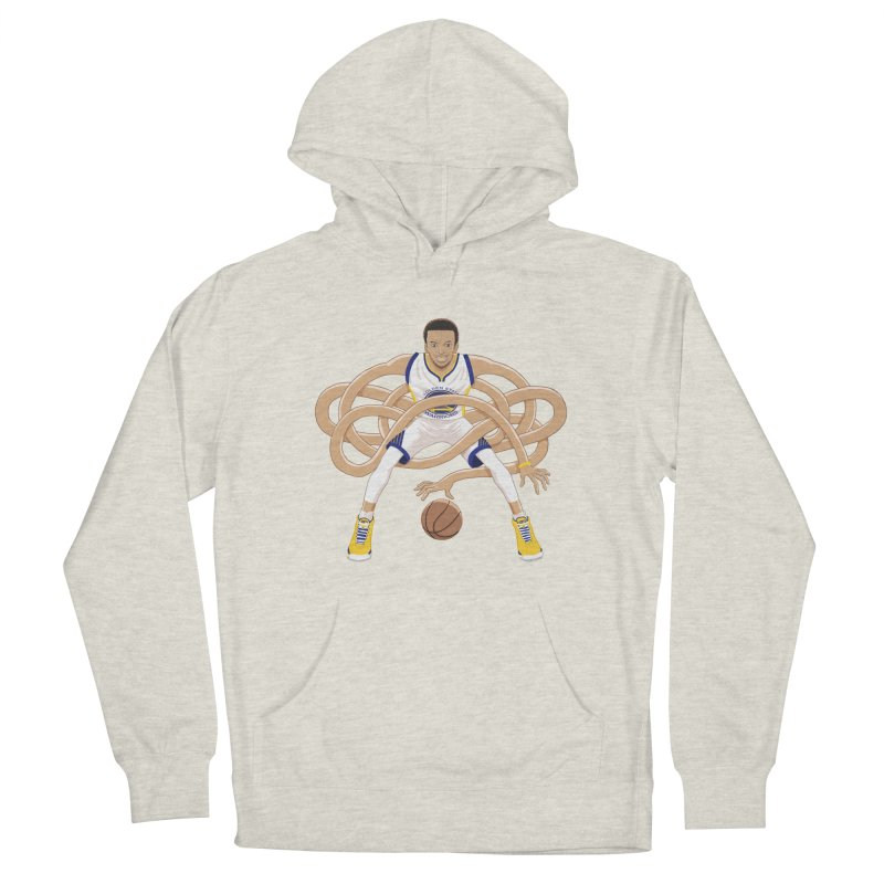 Gnarly Curry Women's French Terry Pullover Hoody by dukenny's Artist Shop