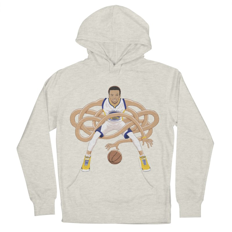 Gnarly Curry Men's French Terry Pullover Hoody by dukenny's Artist Shop