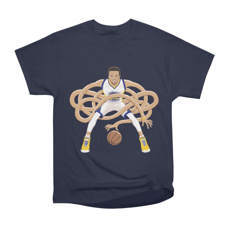 Gnarly Curry Men's Heavyweight T-Shirt by dukenny's Artist Shop