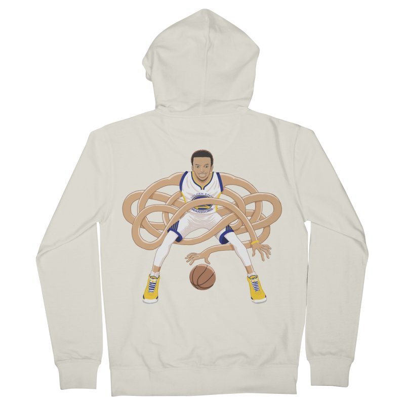 Gnarly Curry Women's Zip-Up Hoody by dukenny's Artist Shop