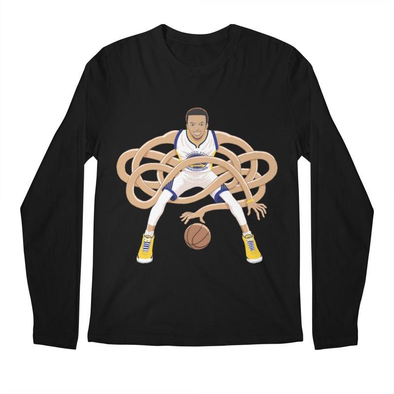 Gnarly Curry Men's Longsleeve T-Shirt by dukenny's Artist Shop