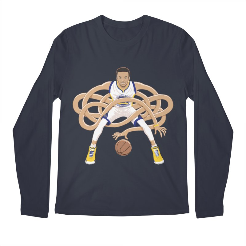 Gnarly Curry Men's Regular Longsleeve T-Shirt by dukenny's Artist Shop
